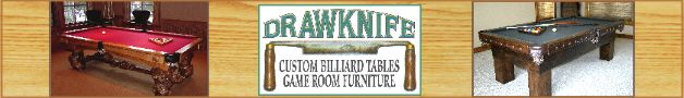 Drawknife Billiards