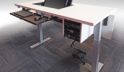 Cirrus Motorized Standing flipIT® Desk/Podium