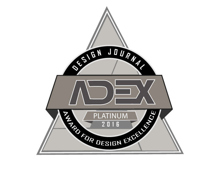 ADEX Platinum Award for Vino Pins