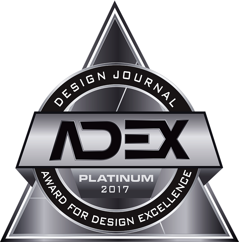 ADEX 2017 Platinum Award